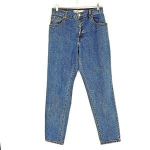 Levi's 550 Relaxed Fit Tapered Leg Jeans Blue Jean
